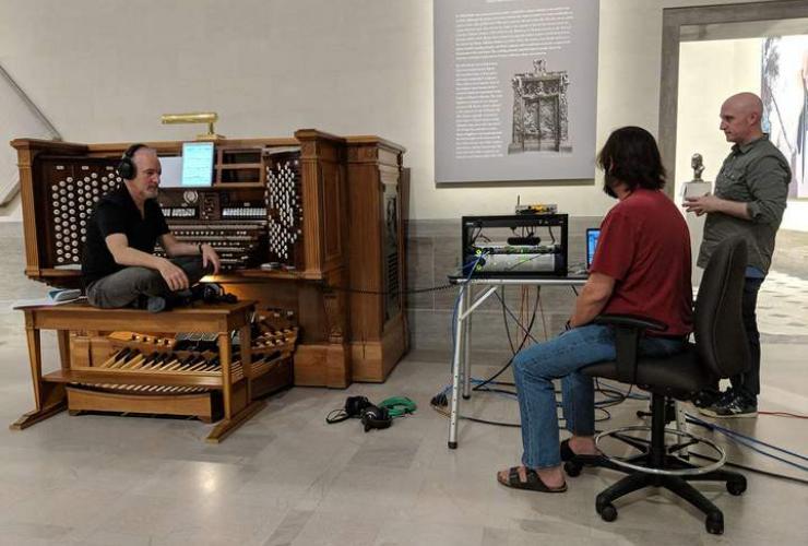 audio music people museum