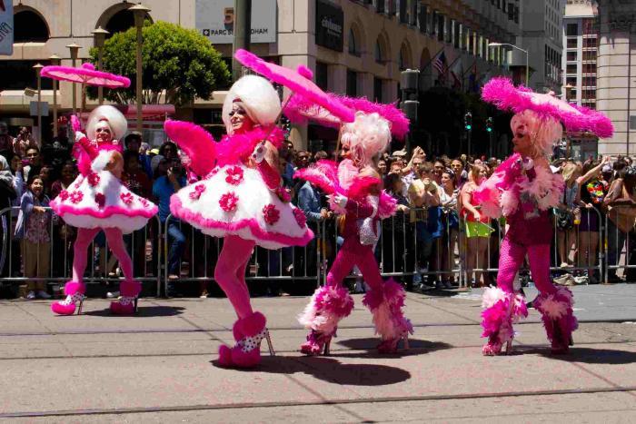 San Francisco events Gay Pride