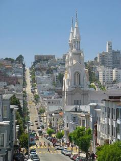 Free Walking Tour Of North Beach San Francisco Pacific Tradewinds Hostel